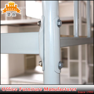 China Manufacturer Supply Modern Simple Cheap Single Metal Bed pictures & photos