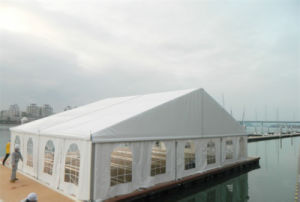 Climate Controlled Clear Span Structure Storage Marquee Warehouse Tent for Industrial Soltution pictures & photos