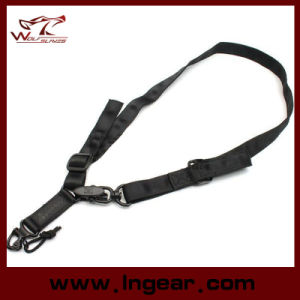 Tactical Multi-Mission Rifle Scope Sling with Patch Gun Sling pictures & photos