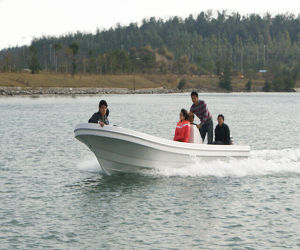 18 FT Fiberglass Small Fishing Boat for Sale pictures & photos