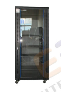 """19"""" Universal Type Network Cabinet with Beading Decoration pictures & photos"""