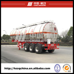 Chemical Liquid Tank, Best Tank Semi-Trailer for Sale pictures & photos