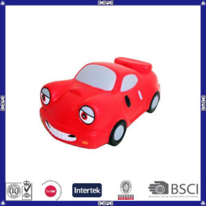 PU Foam Cheap Taxi Shape Toy pictures & photos