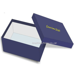 Noble Ruby Paper Cardboard Shoes Packaging Boxes