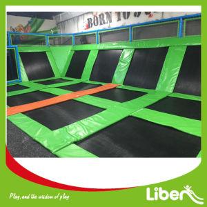Open Indoor Trampoline Urban Trampoline Park for Fitness pictures & photos