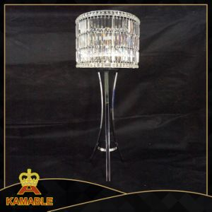 Hotel Project Customized K9 Crystal Floor Lamp (KA-08-001) pictures & photos