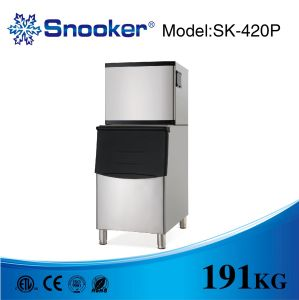 Snooker 191kg/Day Ice Block Maker Sk-420p pictures & photos