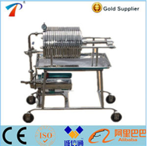 Stainless Steel Oil Press Filteringmachine (BAS100...11) pictures & photos