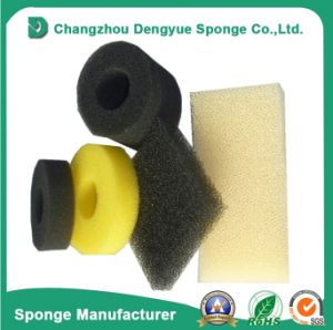 Open Cell 10-80ppi Filtration Media Dust Air Water Foam Sponge Filter pictures & photos