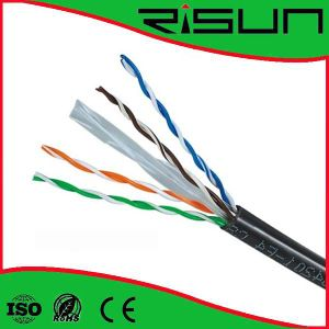 Wholesales 23AWG 4pair Twisted CAT6 UTP pictures & photos