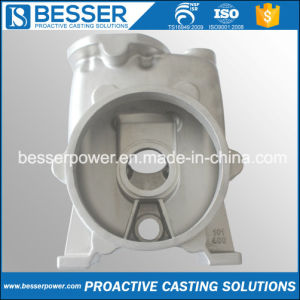 Ss410/416/420/430/440/446 Stainless Steel Lost Wax Investment Precision Pump Casting
