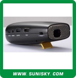 Wireless Mini DLP Projectors SMP6100 pictures & photos