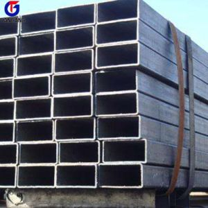 Hollow Steel Rectangular Pipe pictures & photos