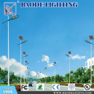 9m 42W Solar LED Street Lamp with Coc Certificate pictures & photos
