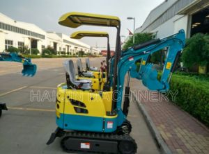 Strong Small Crawler Excavator (HQ08) with Ce, SGS pictures & photos