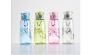 600ml Low Price Private Label Transparent BPA Free Tritan Sports Bottles pictures & photos