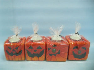 Halloween Candle Shape Ceramic Crafts (LOE2372-C7z) pictures & photos