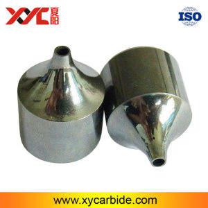 Dongguan Factory Made Good Hardness Cemented Carbide Spray Nozzles pictures & photos