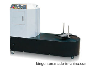 Airport Luggage Stretch Wrap/Wrapping Packing/Package Machine pictures & photos