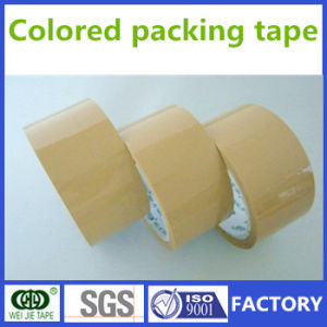 Hot Sell Top Quality Self Adhesive BOPP Color Packing Tape/Packaging Tape pictures & photos