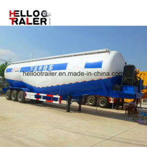 Chinese 3 Axle 60 Cbm Cement Bulk Tanker Truck Semi Trailer pictures & photos