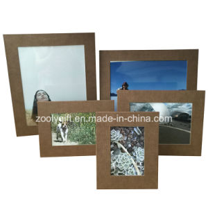 Assorted Color Red Textured Art Paper Promotional Gift Photo Frame pictures & photos