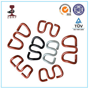 W Rail Clip/ Elastic Rail Clip in Good Material pictures & photos