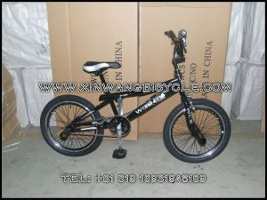 China Tianjin Factory Cheap New Model Freestyle 20 Inch BMX
