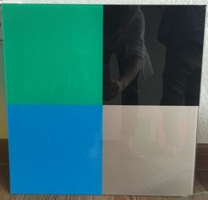 3mm-9mm Tempered Silk Screen Printing Glass with AS/NZS 2208: 1996, BS6206, En12150 Certification pictures & photos