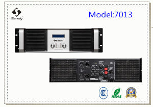Professional Stage Power Amplifier-7000 Series pictures & photos