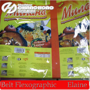 Flex Stack Type Paper / Plastic Film Printing Machinery pictures & photos