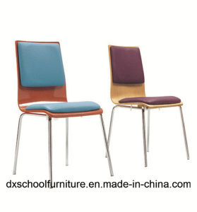 High Quality Stainless Steel Betwood Chair for Office pictures & photos
