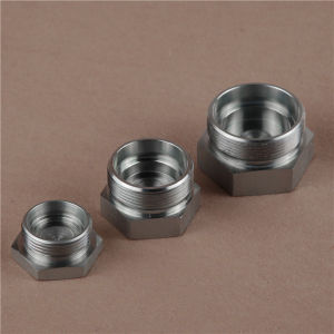Metric Male 74 Cone Plug Adapter pictures & photos