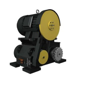 Escalator Spare Parts 7.5/9.5kw Escalator Motor pictures & photos