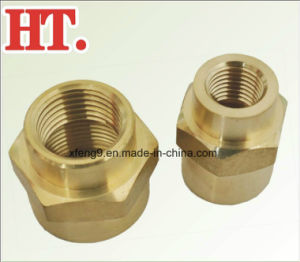 NPT Thread Brass Fittings pictures & photos