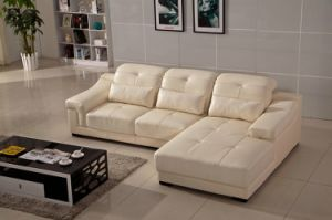 Modern Living Room Furniture Leather Sofa pictures & photos