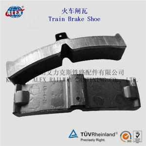 Train Railroad Steel Brake Shoes pictures & photos