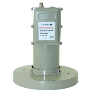 Eurostar C Band Anti-Interference Single LNB pictures & photos