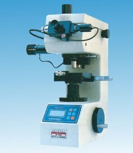Digital Metal Hardness Tester Hvs-1000 pictures & photos