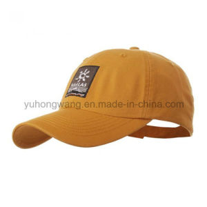 Customized Washed Baseball Cap, New Design Snapback Sports Hat pictures & photos