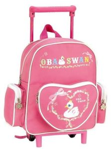 Kids Trolley Bag to School Bag with Wheels Girl pictures & photos