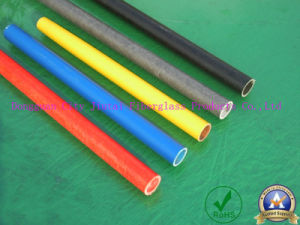 Good Formability Fiberglass Pole for Environmental Material pictures & photos