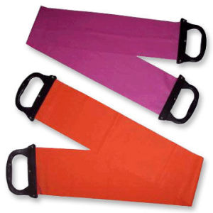 Natural Latex Resistance Band / Fitness Stretch Bands for Home Gym pictures & photos