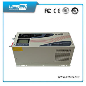 Solar Power Inverter with Low Battery Alarm and Auto Bypass pictures & photos