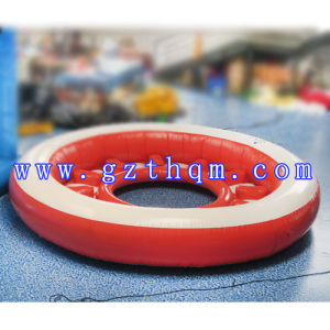 Large PVC Water Inflatable Air Cushion/Inflatable Water Park Toys pictures & photos