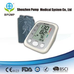 Arm Testing Pressure Blood Pressure Meter with 90*57.5mm LCD