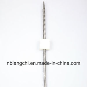 Set Trapezoidal Thread Rod Acme Lead Screw with POM Screw Nuts pictures & photos