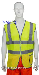 Reflective Safety Workwear Vest pictures & photos