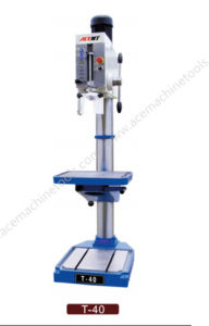 Vertical Drilling Machine (T-40) pictures & photos