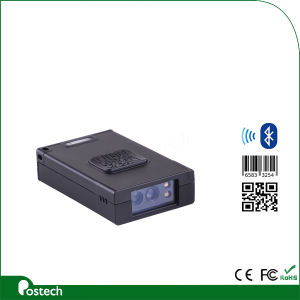 32 Bit Colour Depth and CMOS Scan Element Type Wireless Barcode Scanner pictures & photos